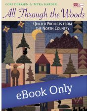 Martingale - All through the Woods eBook