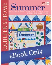 Martingale - Quilter's Home - Summer eBook