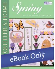 Martingale - Quilter's Home - Spring eBook