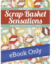 Martingale - Scrap-Basket Sensations eBook