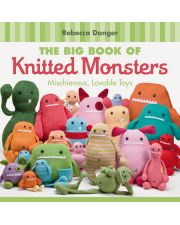 Martingale - The Big Book of Knitted Monsters