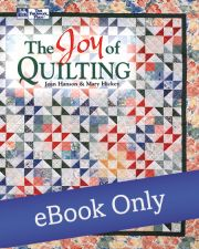 Martingale - The Joy of Quilting eBook