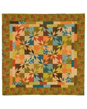 Scrappy Hunter's Star Quilt ePattern