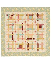 Martingale - Garden Lattice Quilt ePattern