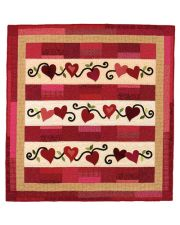 Martingale - Be My Valentine Wall Hanging ePattern