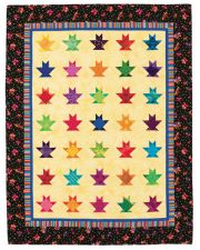 Tropical Summer Baskets Quilt ePattern