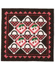 Cherry-Picking Time Quilt ePattern