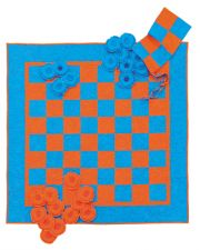 Martingale - Checkerboard Game Quilt ePattern