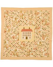 Stone House in Summer Quilt ePattern