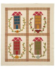 Martingale - Main Street in Season Quilt ePattern