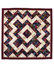 Perkiomen Valley Nine Patch Quilt ePattern