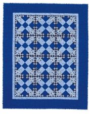 Martingale - Winter Blues Quilt ePattern