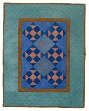 Amish-Inspired Shoofly Quilt ePattern