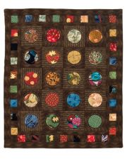 Martingale - Japanese Circles Quilt ePattern