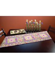 Martingale - Flowers in My Garden Table Runner ePattern