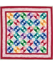 Over the Rainbow Quilt ePattern