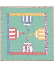 Tiny Tents Quilt ePattern