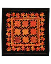 Martingale - Orange Wonder Quilt ePattern