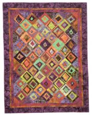 Martingale - Bent Out of Square Quilt ePattern