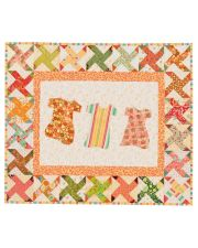 Martingale - Hanging Out Wall Quilt ePattern
