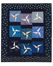 Wind Farm Wall Quilt ePattern