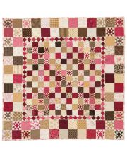 Martingale - Museum Stars Quilt ePattern