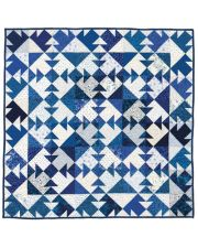 Blueberry Buckle Quilt ePattern
