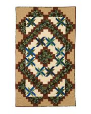 Martingale - Spinning Stars Quilt ePattern