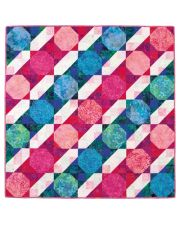 Martingale - Snowballs and Spools Quilt ePattern