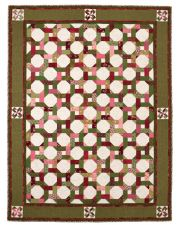 Martingale - Ring around the Posies Quilt ePattern