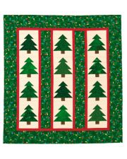 Martingale - O Christmas Tree Quilt ePattern