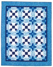 Martingale - Ice Crystals Quilt ePattern