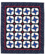 Star Cross Quilt ePattern