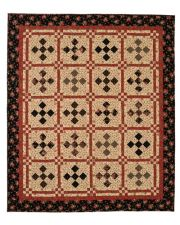 Tanners Nine Patch Quilt ePattern