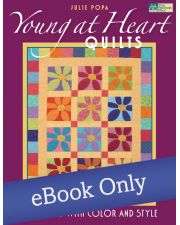 Martingale - Young at Heart Quilts eBook