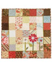 Martingale - Charming Garden Quilt ePattern