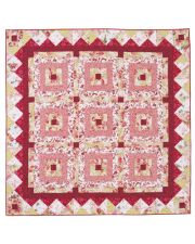 Martingale - Ring Around the Posy Quilt ePattern