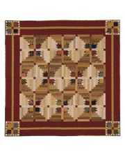 Martingale - Cabin Cozy Quilt ePattern