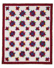 The Raspberry Thief Quilt ePattern