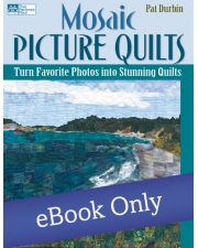 Martingale - Mosaic Picture Quilts eBook
