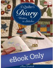 Martingale - A Quilter's Diary eBook