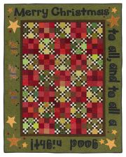 To All a Good Night Quilt ePattern