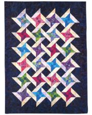 Martingale - Interlocking Friendship Quilt ePattern