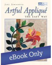 Martingale - Artful Appliqué eBook