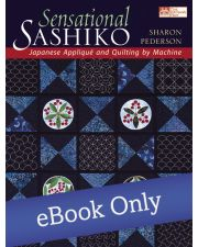 Martingale - Sensational Sashiko eBook