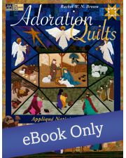 Martingale - Adoration Quilts  eBook