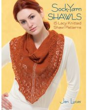 Martingale - Sock-Yarn Shawls