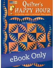 Martingale - Quilter's Happy Hour eBook