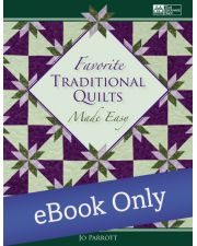 Martingale - Favorite Traditional Quilts Made Easy eBook