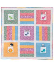Martingale - Baby Essentials Pocket Quilt ePattern